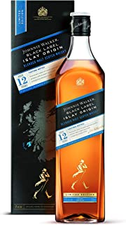Johnnie Walker Johnnie Walker Black Label 12 Years Old Islay Origin Limited Edition Whisky Blended Whisky 1 x 0.7 l