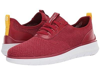 Cole Haan Generation Zerogrand Sneaker (Red Dahlia Knit) Men