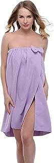 Spa Bath Towel Wrap for Ladies, 10 Colors