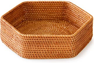Amazon Com Rattan Bathroom Accessories