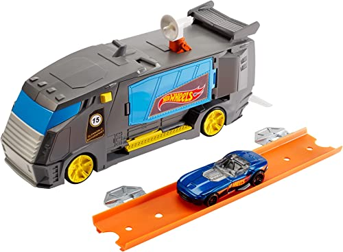 Hot Wheels City Pit crewser Vehicle