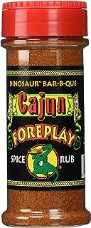 Dinosaur Bar-B-Que Cajun Foreplay Dry Spice Rub - 5.5 oz