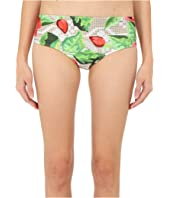 Agua De Coco by Liana Thomaz Lace Rose Scoop Regular Bottoms