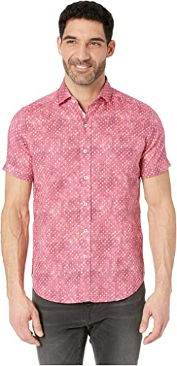 Boyer Short Sleeve Woven Shirt