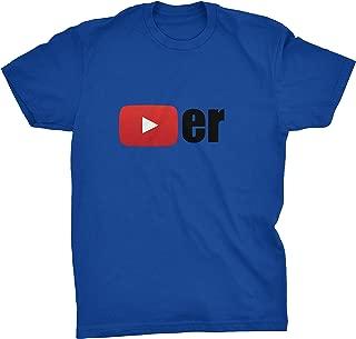 Pixelated Jetstream YouTube Player T-Shirt