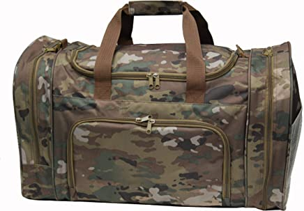 d5bf915f2d9c Army Military OCP Digital Camo Overnight Gym Duffel Travel Bag with Cell  Phone Pocket