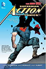 Superman - Action Comics (2011-2016) Vol. 1: Superman and the Men of Steel (Superman - Action Comics Volumes (The New 52)) Kindle Edition