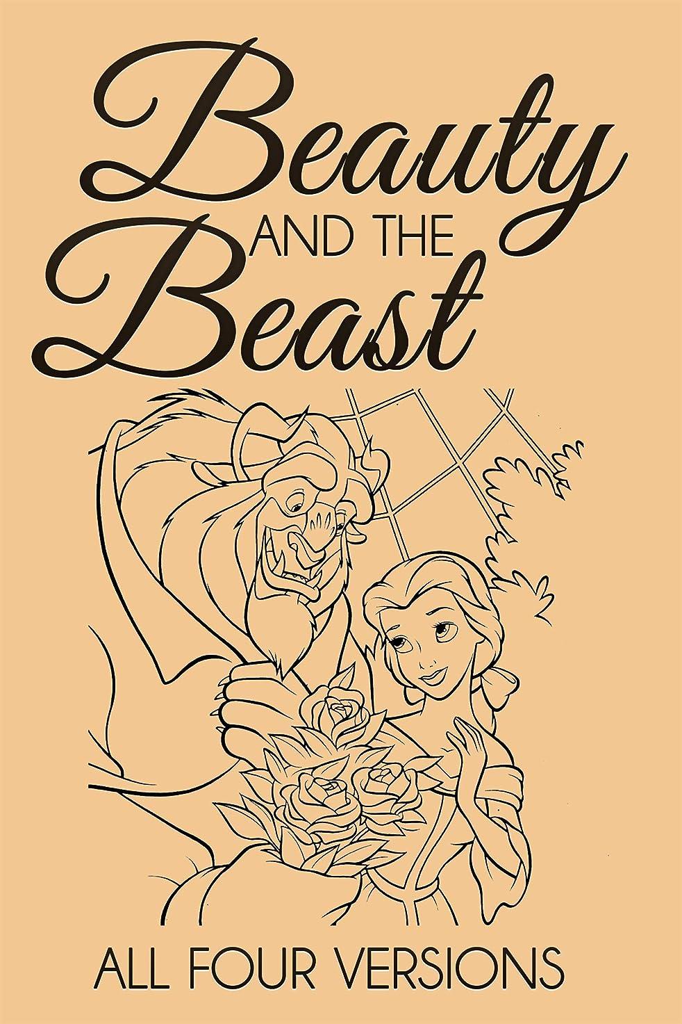 聞きますによって送ったBeauty and the Beast – All Four Versions (English Edition)