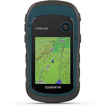 Garmin eTrex 22x, Rugged Handheld GPS Navigator (Renewed)