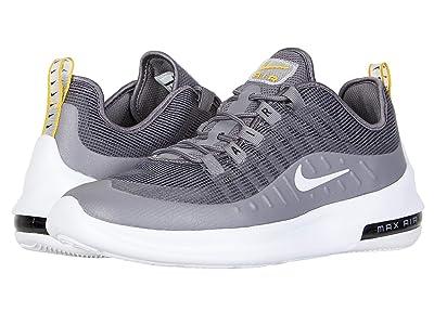 Nike Air Max Axis Premium (Gunsmoke/White/University Gold/Black) Men