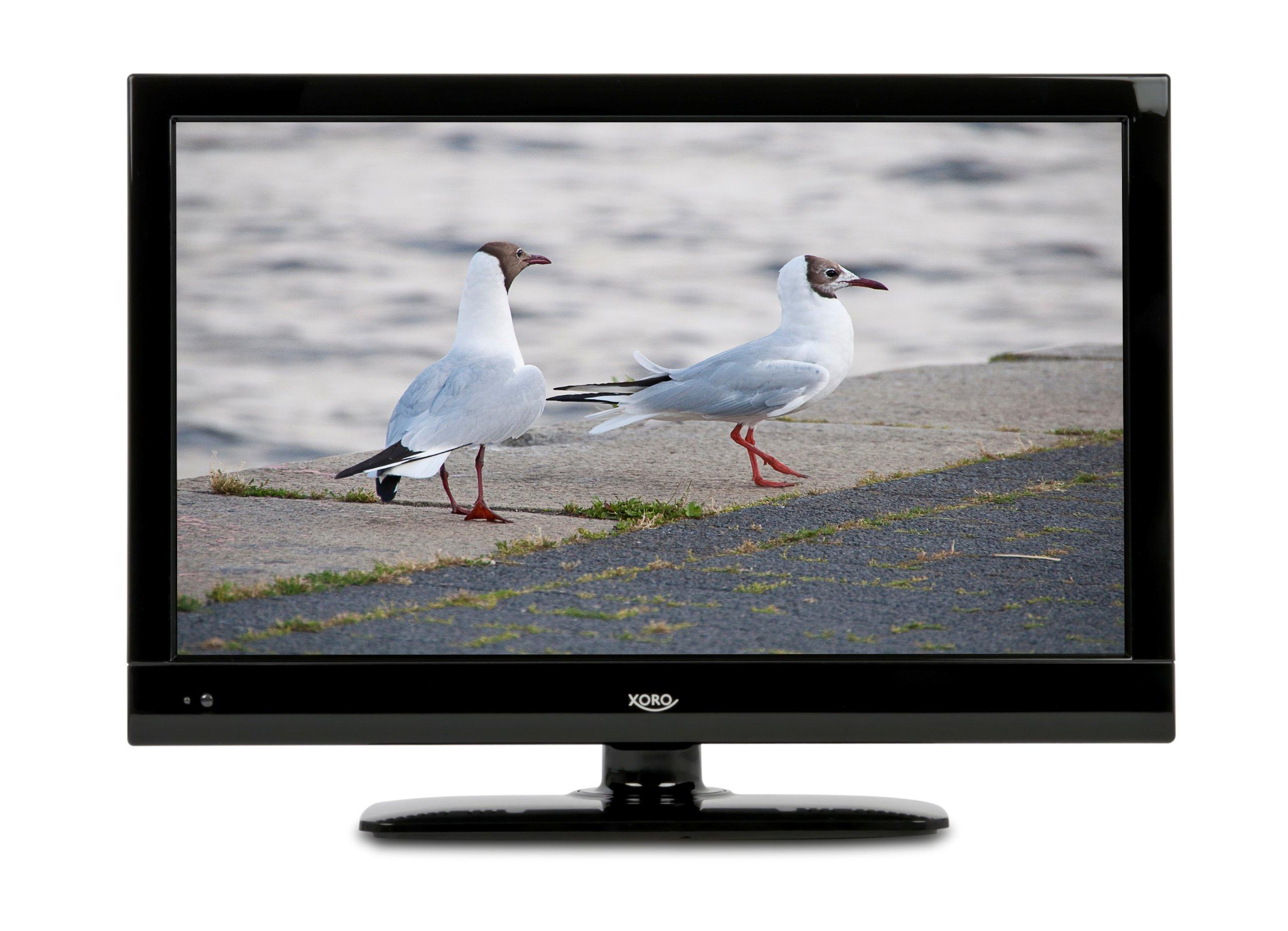 Xoro HTC 2242 HD - Televisor con retroiluminación LED (54,6 cm/21,5