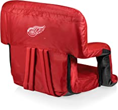 PICNIC TIME NHL Detroit Red Wings Portable Ventura Reclining Stadium Seat