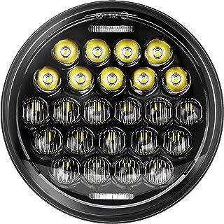 Best 7 inch motorcycle headlight bucket Reviews
