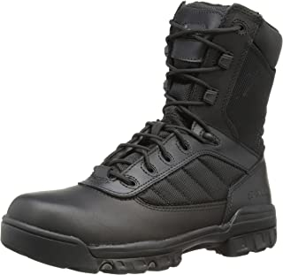 Bates Men's Enforcer 8 Inch Leather Nylon Uniform Boot