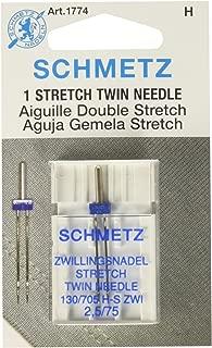 Schmetz Twin Stretch Machine Needle Size 2.5/75 1ct