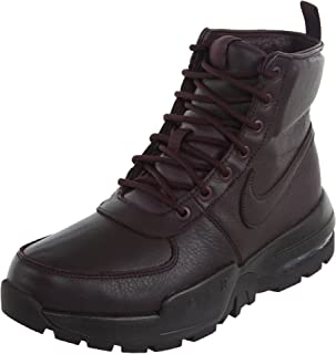 the latest 7e5aa 8ab7f Nike Mens Air Goaterra 2.0 Boot Deep Burgundy 9
