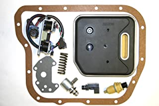 Wellington Parts Corp 46RE 47RE 48RE Master Solenoid Service Kit Pressure Sensor Upgrade Borg 2000 UP