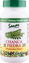 Chanca Piedra Kidney Stone Breaker Pills 500 mg - Liver Cleanse and Detox Support, Gallbladder Formula, Urinary System Clean Supplement, 90 Capsules