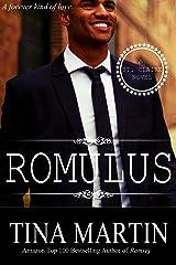 Romulus (A St. Claire Novel Book 3) Kindle Edition