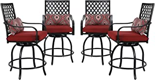 Best swivel chairs patio Reviews