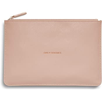 Katie Loxton London Clutch Bag - Pale Pink - Girly Goodies