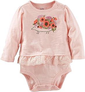 Baby Girls' Single Bodysuit 11523010