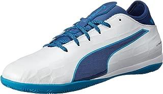 Puma evoTOUCH 3 IT Tenis de Fútbol Sala para Hombre, color Blanco, 27