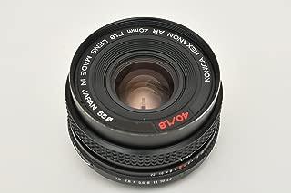 Best konica hexanon 40mm Reviews