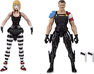 DC Collectibles Doomsday Clock: The Comedian/Marionette Action Figure 2-Pack