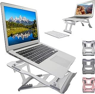 portable adjustable aluminum laptop stand