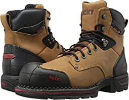 "Rocky 6"" Workmaxx Comp Toe RVP WP"