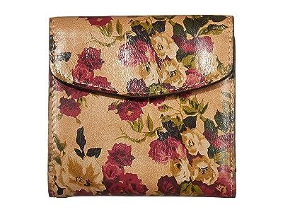 Patricia Nash Reiti Wallet (Antique Rose) Wallet Handbags