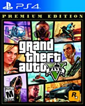 Grand Theft Auto V Premium Edition - PlayStation 4