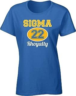 Sigma Gamma Rho Sigma Athletics Graphic Print T Shirt