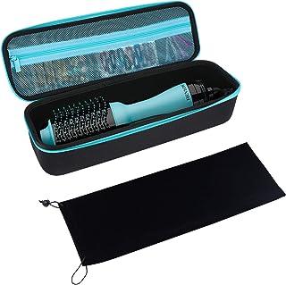 ProCase Hard Travel Case for Revlon One-Step Hair Dryer/Volumizer/Styler, Hard EVA Carrying Case with Velvet Bag Cover for...