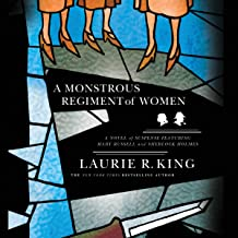A Monstrous Regiment of Women: A Novel of Suspense Featuring Mary Russell and Sherlock Holmes: The Mary Russell Series, Bo...