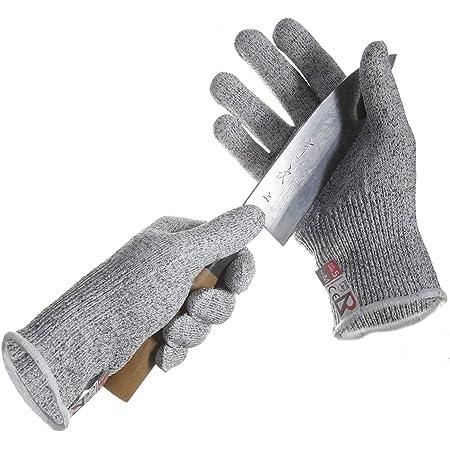 Schnittfeste Handschuhe Schnittschutzhandschuhe Schnittschutz Küche j 13