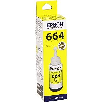 Epson T6644 cartucho de tinta Amarillo - Cartucho de tinta para ...