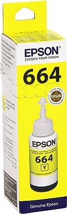 Epson C13T66444A Kartuş 70ml L550/L200/L220/L355/L365, Sarı