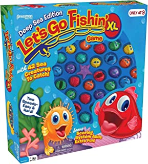 Best lets go fishing kids game Reviews