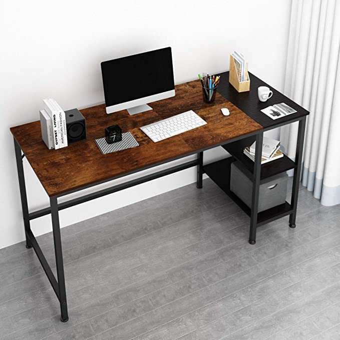 2297 opinioni per JOISCOPE Scrivania per Computer, Tavolo per Laptop, Scrittorio per Studio con