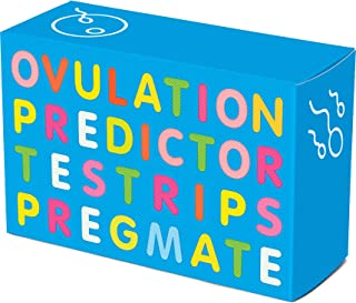 PREGMATE 30 Ovulation Test Strips LH Surge OPK Predictor Kit (30 LH)
