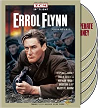 TCM Spotlight: Errol Flynn Adventures (Desperate Journey / Edge of Darkness 1943 / Northern Pursuit / Uncertain Glory / Objective Burma)