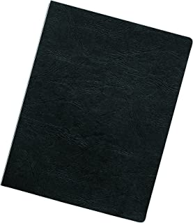 2-15 Sht Cap 10//PK Fellowes 5225301 Thermal Covers 1//16-Inch Clear//Black