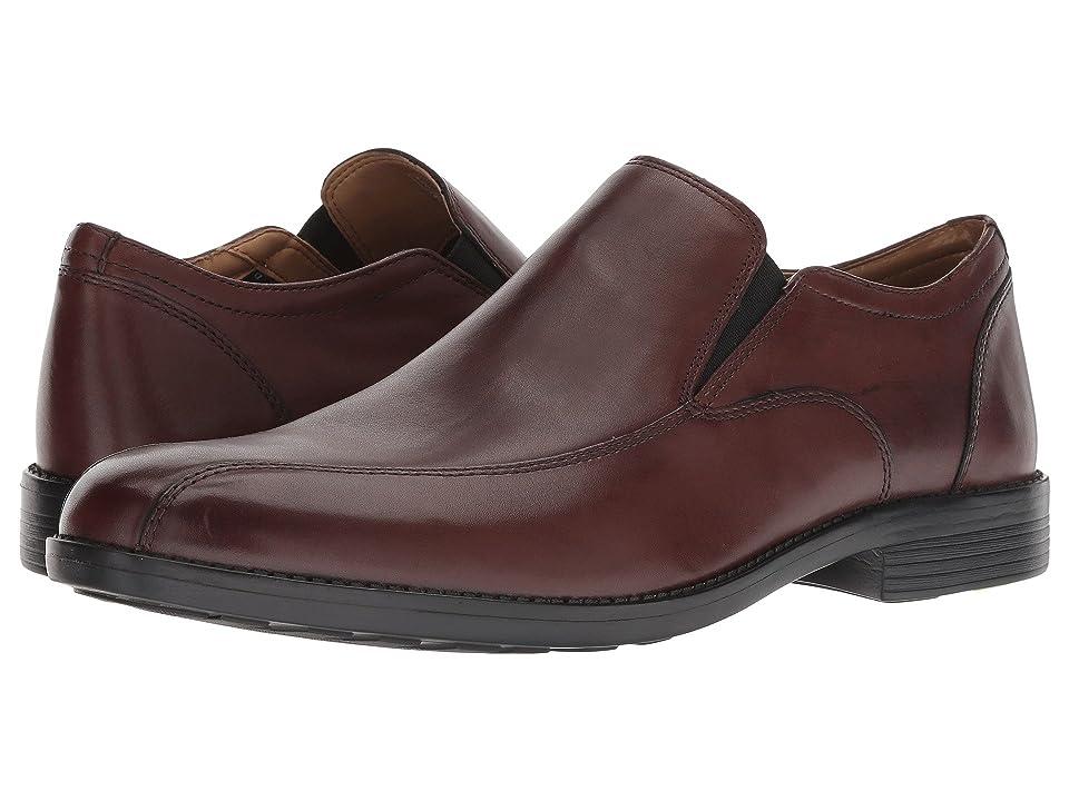 Bostonian Birkett Step (Brown Leather) Men