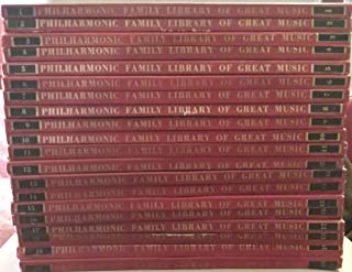 Philharmonic Family Library of Great Music Volumes 1-20 Record Collection Full Album Set Lp