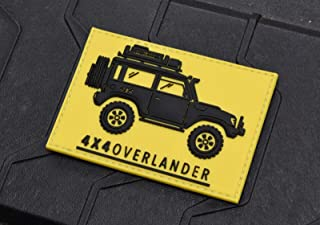 Best jeep trail patches Reviews