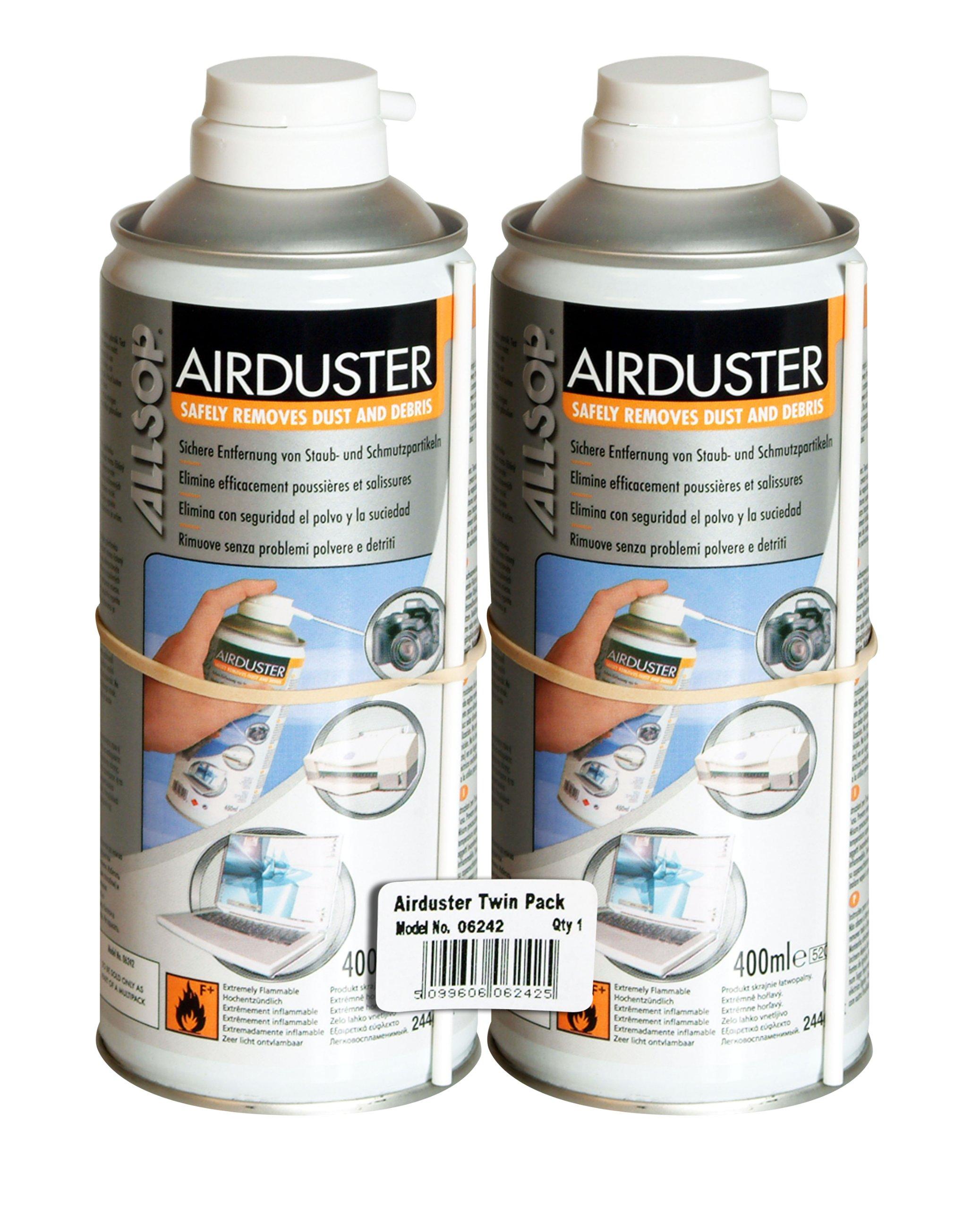 Allsop - Pack 2 Unidades Aire comprimido: Amazon.es: Informática