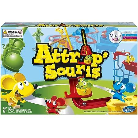 Hasbro Attrap' Souris - Jeu de société - Version française