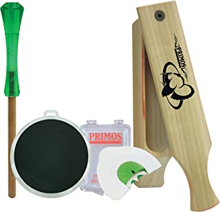 Primos Hunting 272 Friction Call, Turkey, Starter Pack